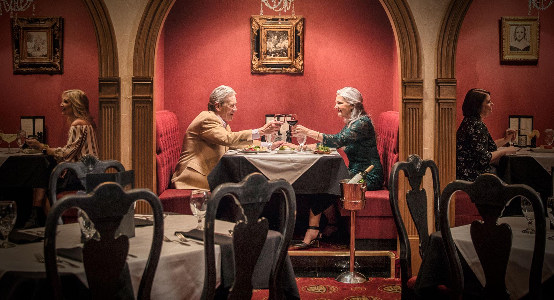 Fine Dining at Buffalo Run Casino