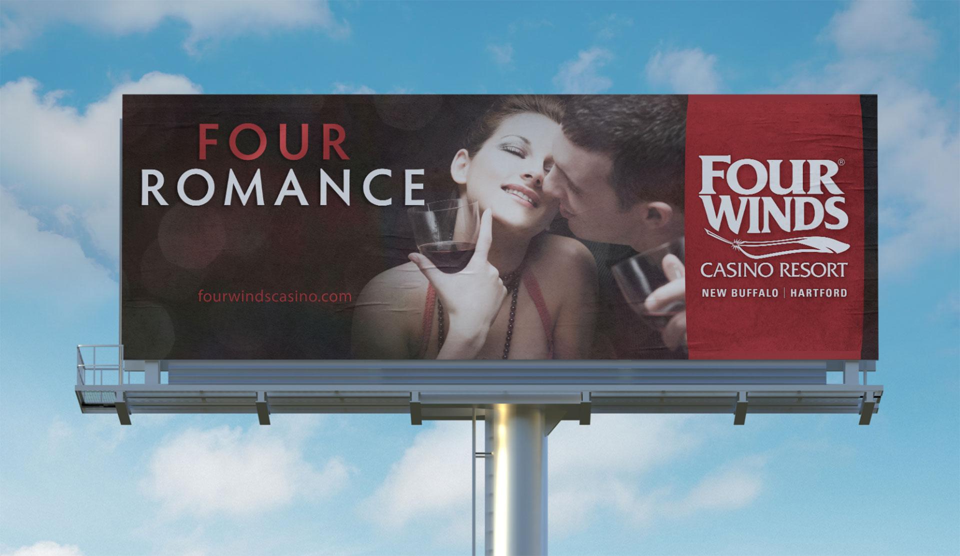 Four Winds Casino — Billboard
